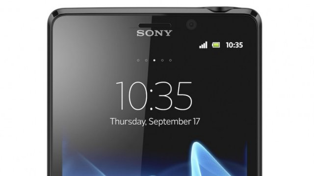 No Jelly Bean holiday bonus for the Xperia family.
