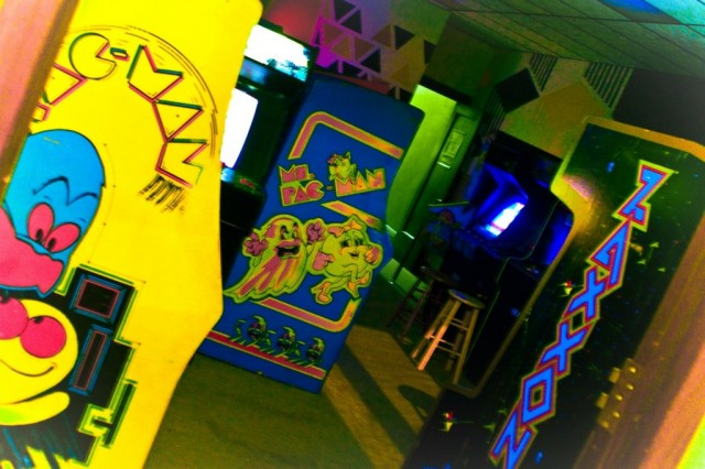 Old machines have a new lease on life at ZAP Arcade.
