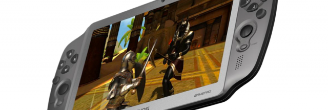 Archos GamePad: a 7″ Android tablet with D-pad, analog sticks | Ars Technica