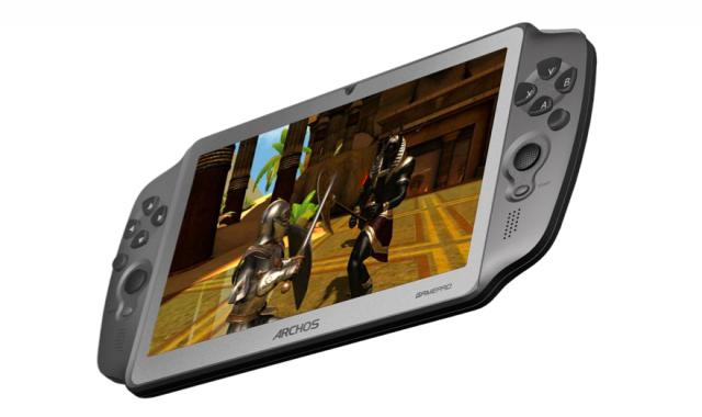 Archos GamePad: a 7
