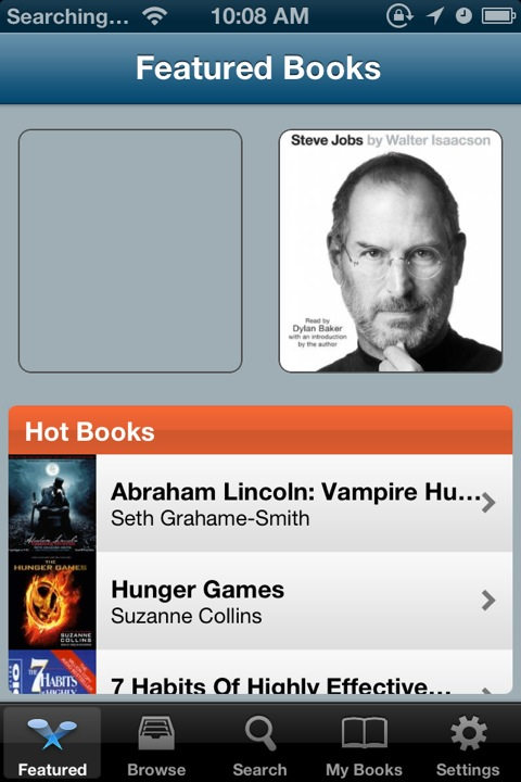 abraham lincoln vampire hunter audiobook download free