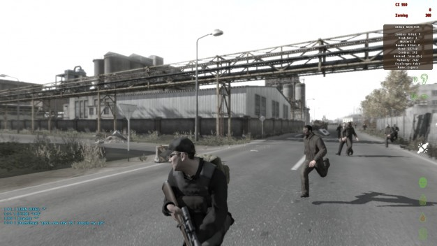 Rebuilding <i>DayZ</i> from the ground up will mean zombies won't just run straight at you at full speed.