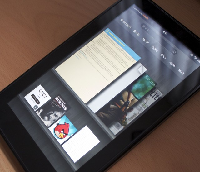 Kindle Fire, we hardly knew ye.