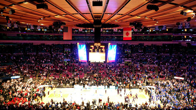Why Your Smart Device Can T Get Wifi In The Home Team S Stadium. Madison  Square Garden. Madison Square Garden Sporting ...