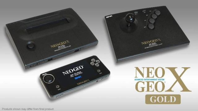 Classic Neo Geo console returning as $200 licensed portable