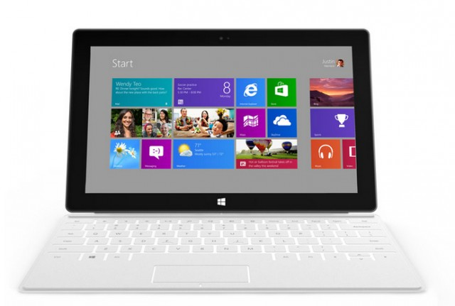 Is Surface Microsoft's confession that Windows 8 isn't really cut out for tablets?