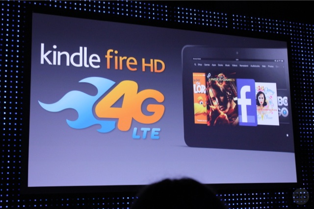 Kindle Fire's 4G package offers 250MB of data a month for $50 a year