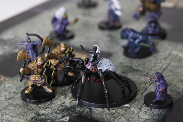 Don't want to play with these kinds of miniatures in D&D Next? Good news: You don't have to!