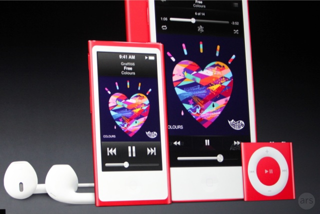 Apple overhauls iPod lineup with new 5G iPod touch, taller iPod nano