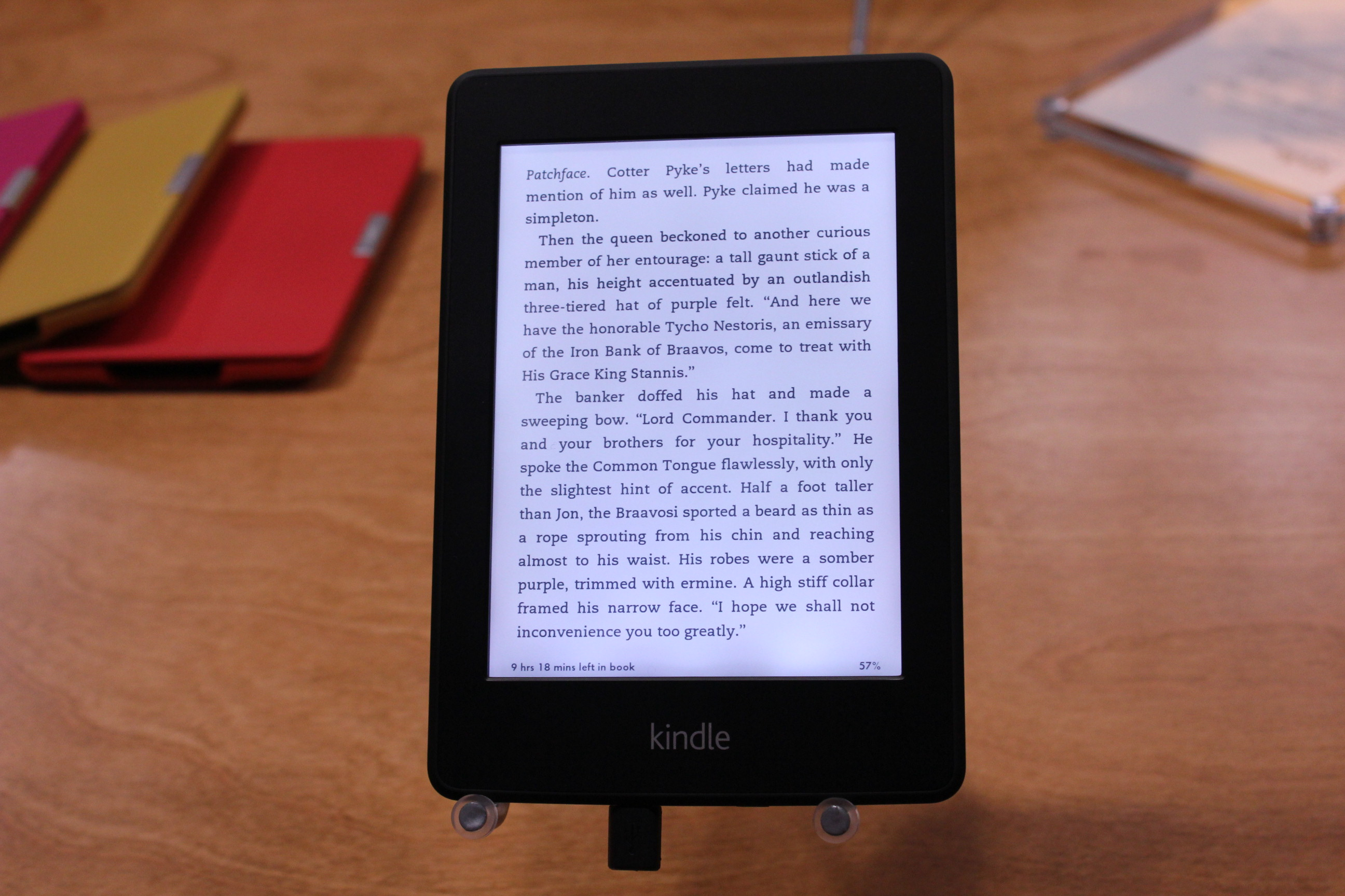 Amazon's new $119 Kindle Paperwhite e-reader comes with ...