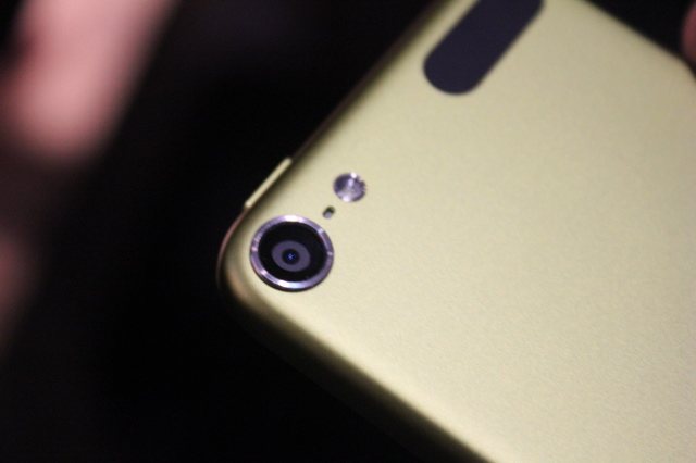 The iPod touch now includes seriously useful camera hardware.