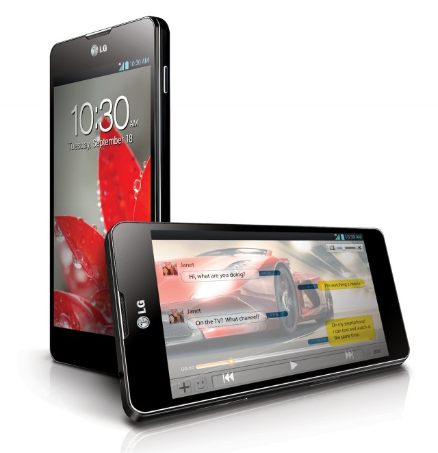 The LG Optimus G is a fast and costly smartphone