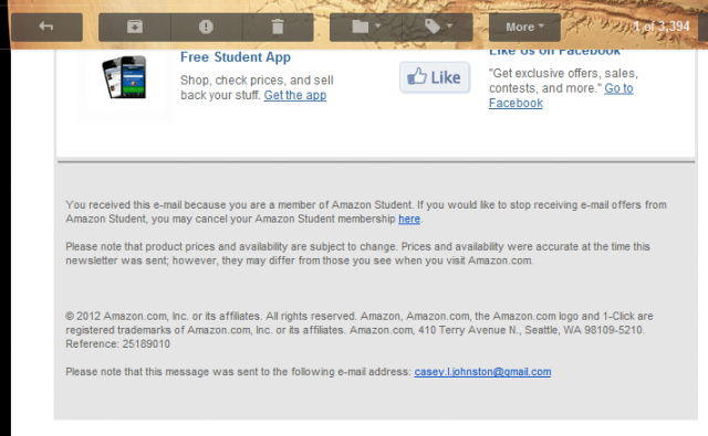 LinkedIn is perhaps a step ahead of Amazon Prime, which doesn't allow unsubscribing, period.