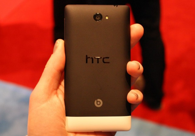 Hands-off hands-on: the HTC Windows Phone 8X and 8S