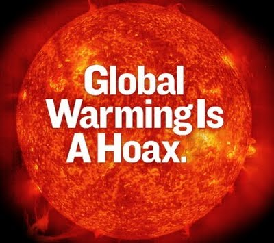 It's all a giant conspiracy! (To some readers of climate blogs)