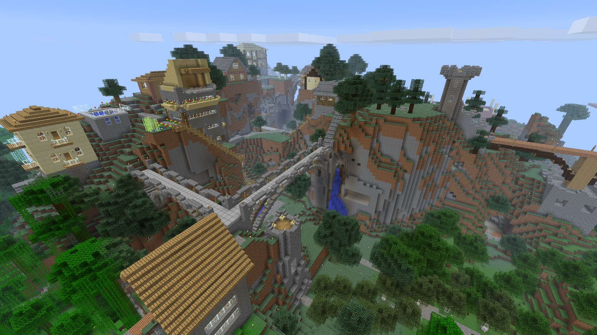 Blocks With Friends How To Run Your Own Minecraft Server Ars Technica