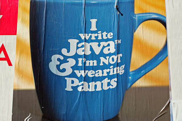 Java gets exposed, yet again.