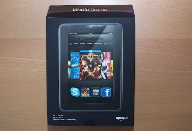 When your best just isn't good enough: the Kindle Fire HD | Ars Technica
