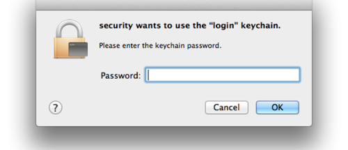 New open-source app extracts passwords stored in Mac OS X keychain