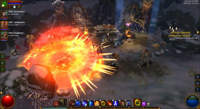Dual-ing impressions: Chatting about Torchlight II