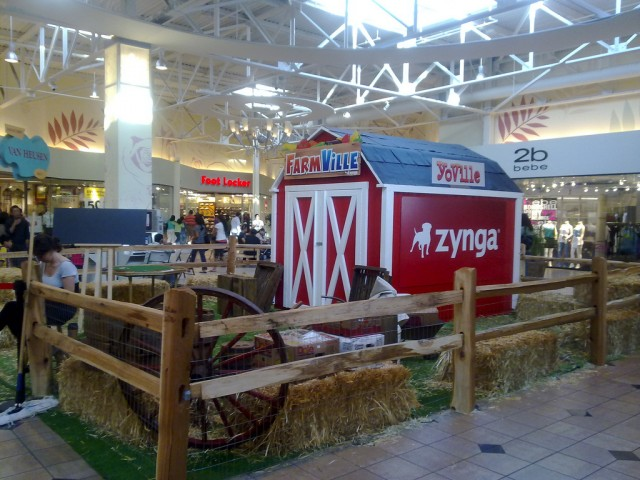 Zynga's big hits, like FarmVille, are not making the company as much as it once did.