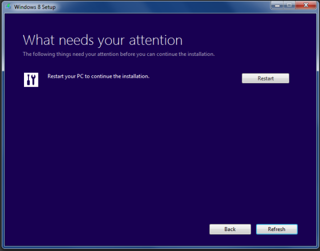 Depending on what needs to be removed, you may be prompted to restart your PC.