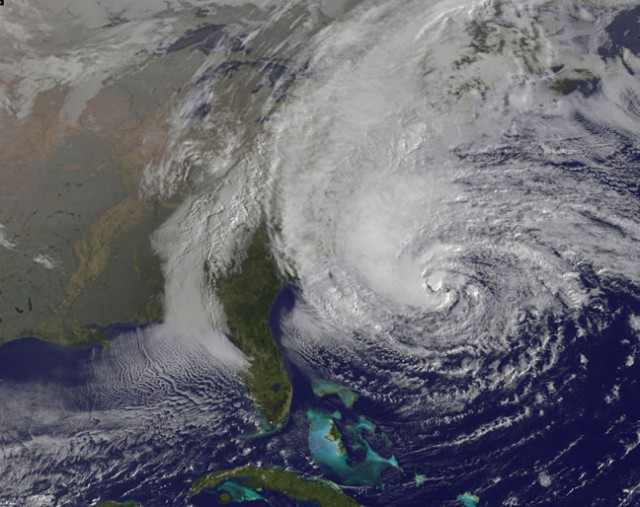 Why Sandy's storm surge will pack an unusually strong punch in NYC