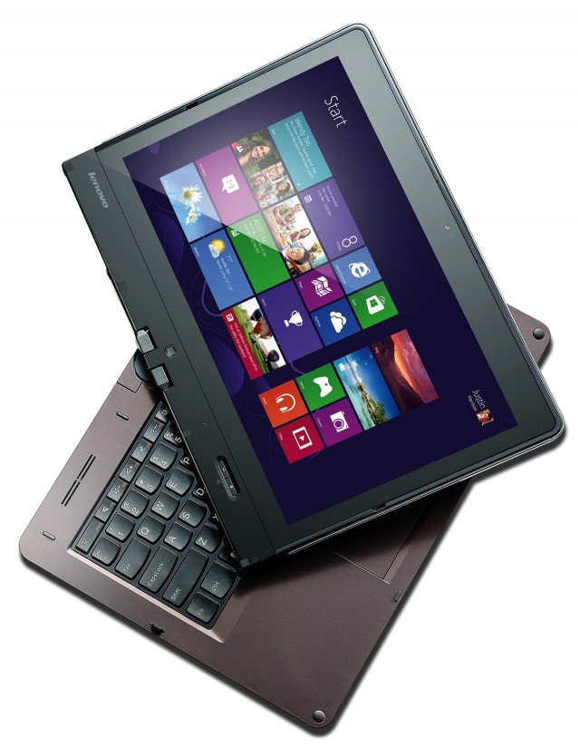 The ThinkPad Twist is .79 inches (20mm) thick and weighs 3.48 pounds (1.58kg).
