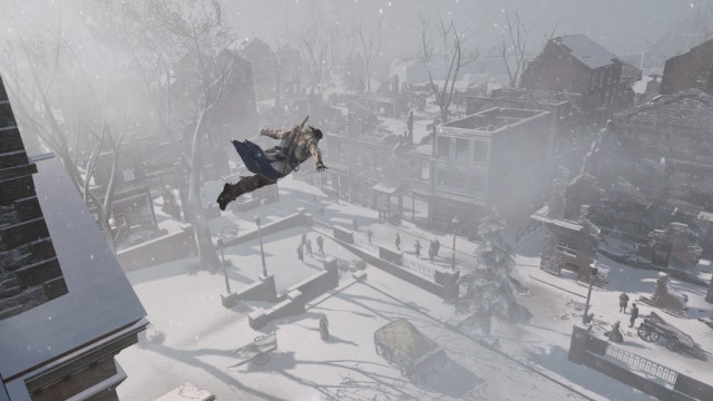 Assassin's Creed III Review: American History X-treme