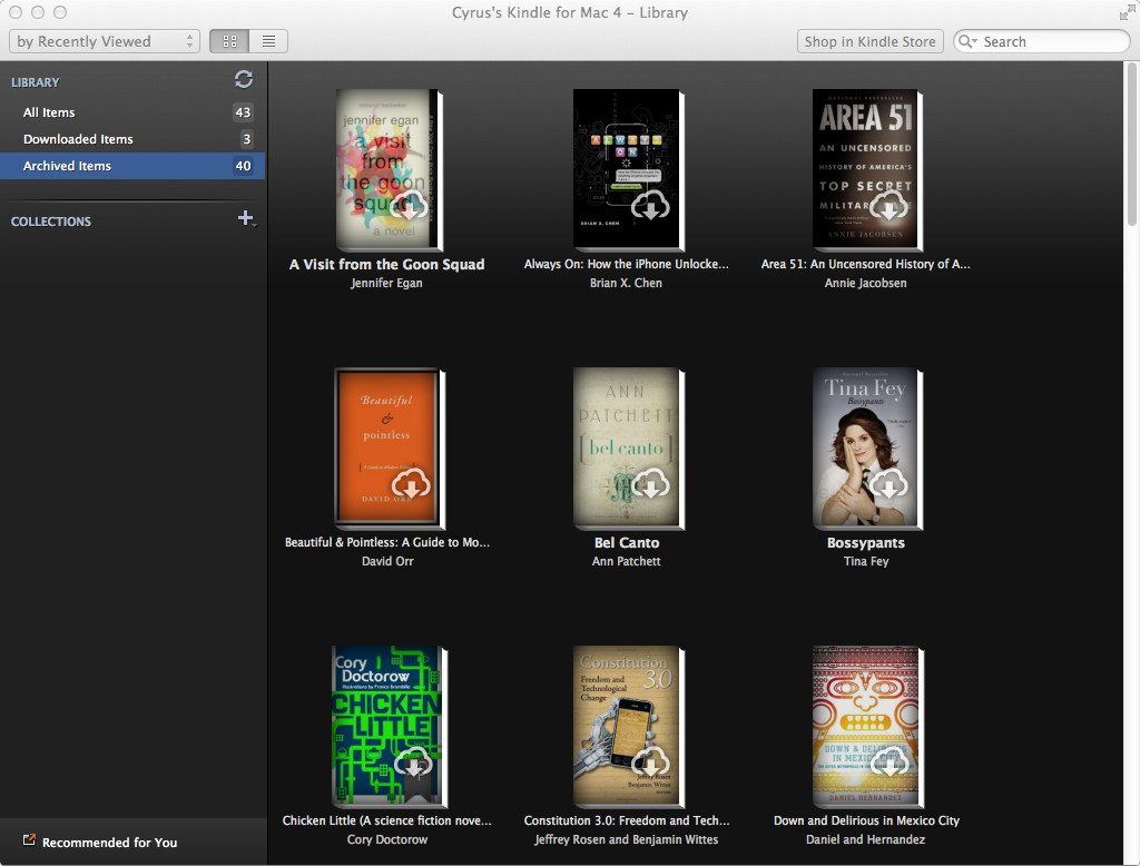 DRM be damned: How to protect your Amazon e-books from being deleted