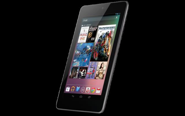 Manufacturer spills beans on Google Nexus 7 sales