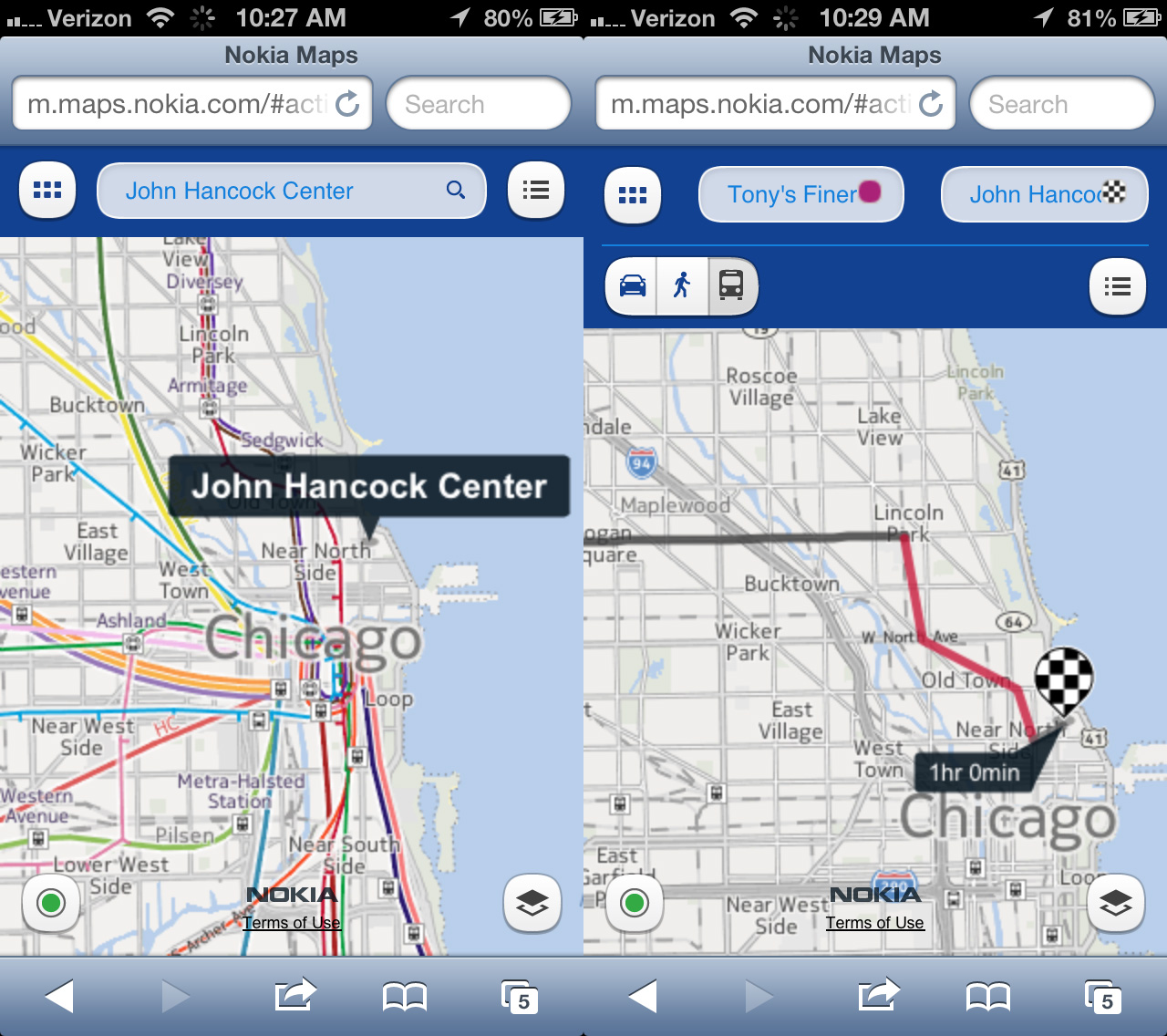 Replacing iOS 6 Maps: Hands-on with MapQuest, Bing, Waze ...