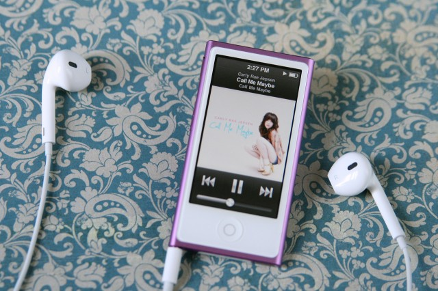 "Apple's newest iPod nano is more like ""buy me, maybe."""