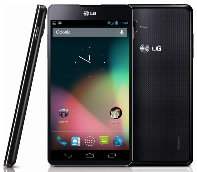 LG may double down on Optimus G, literally