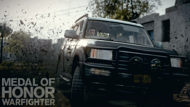 This is a car. To get inside and drive it requires you to reload the entire game. Good, eh?