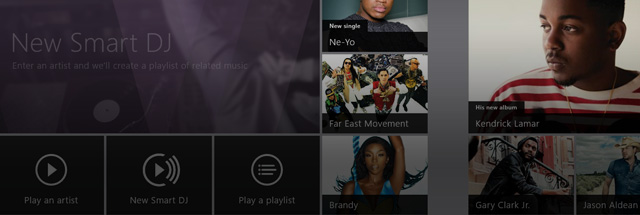 Music and Video in Windows 8: a work in progress