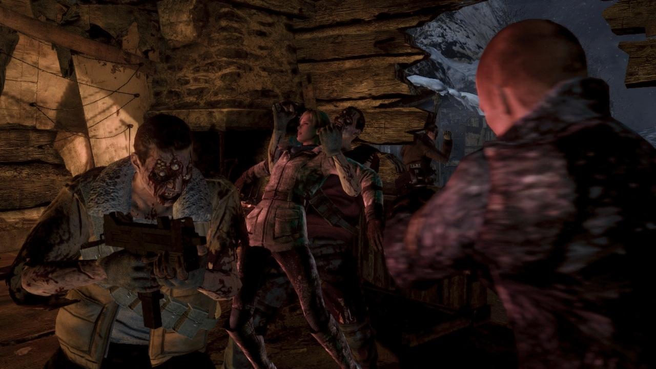 <i>Resident Evil 6.</i>