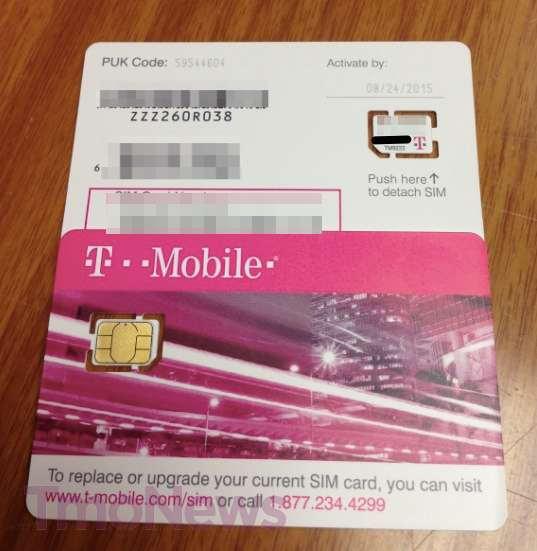 Got an unlocked iPhone 5? T-Mobile has your nano-SIM card