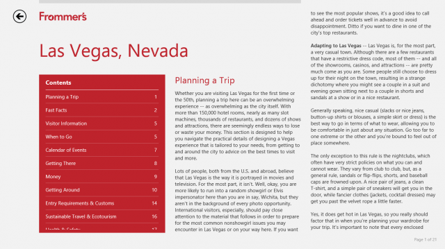 What happens in the Bing Travel app does not stay in the Bing Travel app.