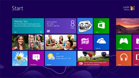 Patent troll claims it invented the Windows 8 and Windows Phone