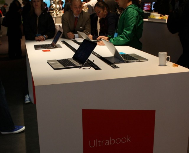 Ultrabooks have been around for a year now, and many have been updated with touchscreens for Windows 8.