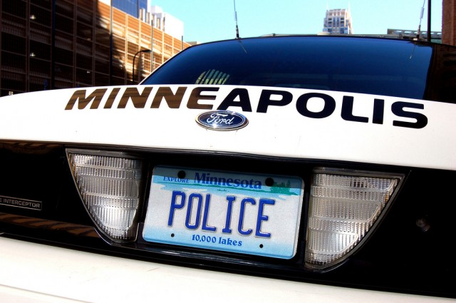 Minneapolis maintains a massive database of license plate records.