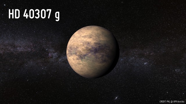 Old data reveals Super-Earth lurking in a nearby star's habitable zone