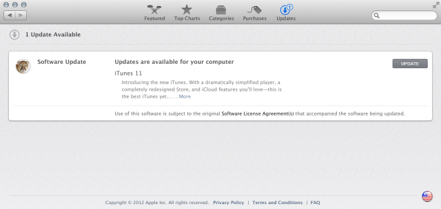 Apple releases iTunes 11 with