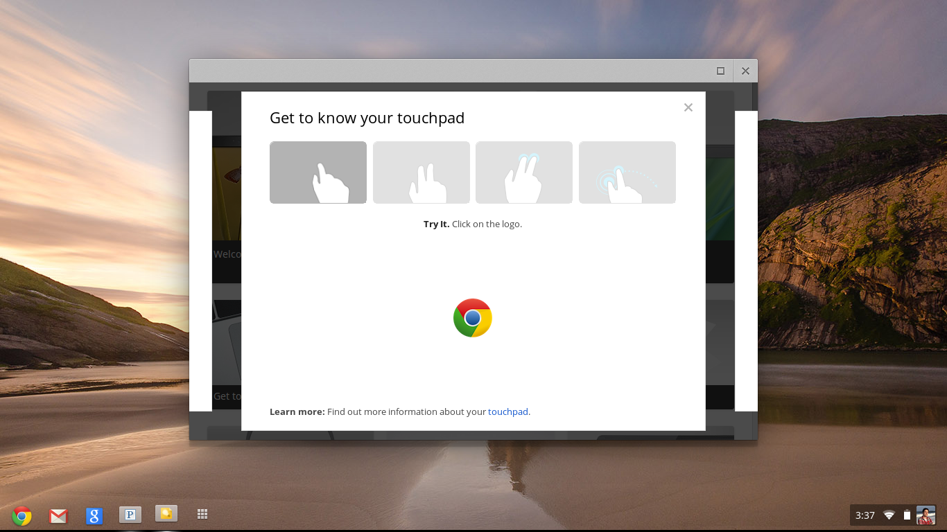 Chrome OS includes some new tutorials that demystify the operating system.