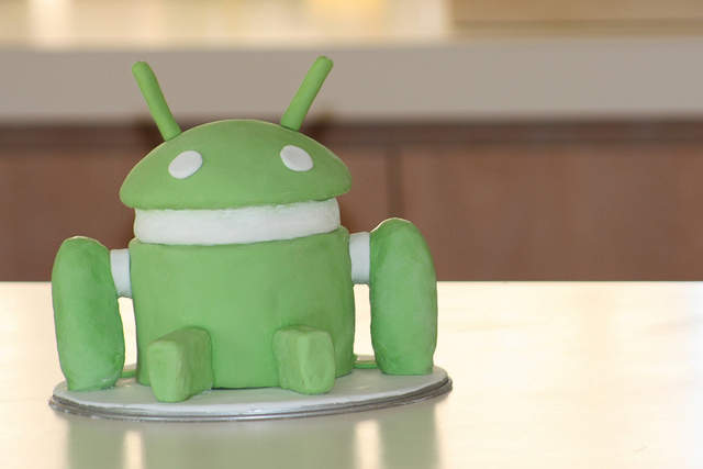 Happy birthday, Android.