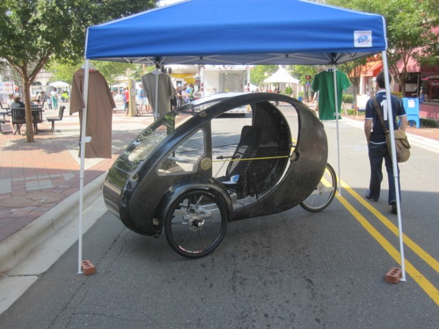 Electric Bike Car Durham