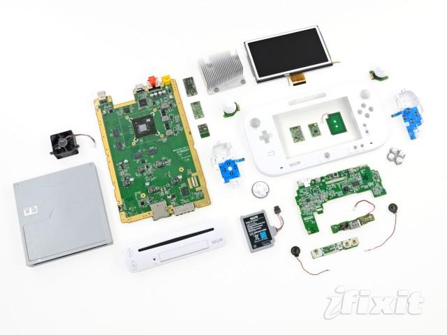 Wii U teardown shows a whole lot of wirelessness