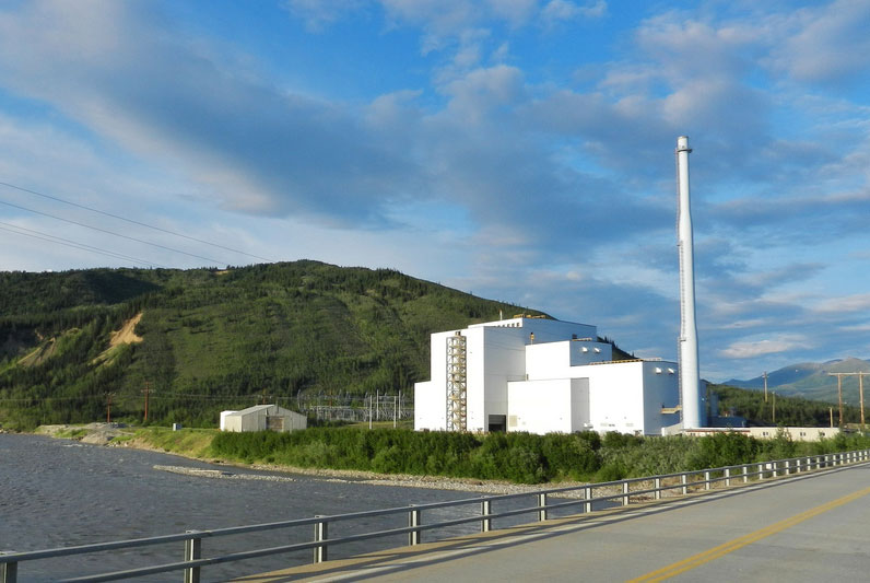 Finished in 1997 and taken offline in 2000, the clean coal power plant in Healy, Alaska was cleared to come back online earlier this year.