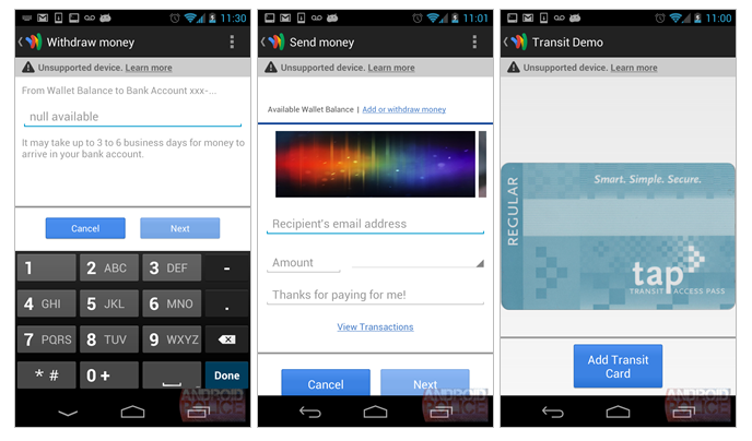 Google Wallet may introduce physical payment cards | Ars